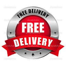 Free Deliveries over €25